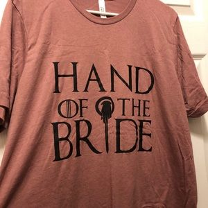 Game of Thrones Maid of Honor Bridesmaid Tee